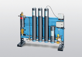 Air and gas treatment